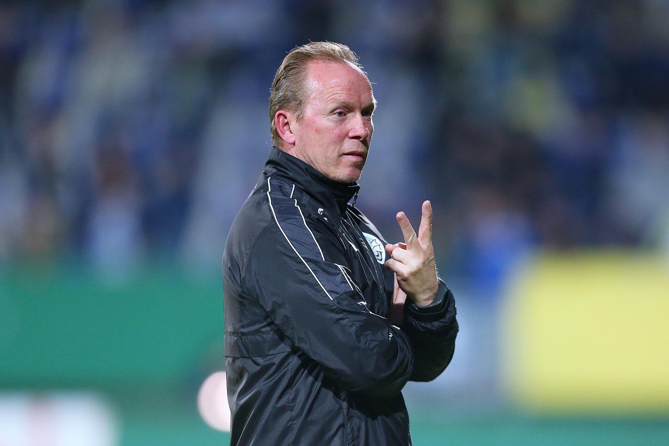 FC Den Bosch moet twee spelers missen, zoals Wil Boessen hier uitbeeldt.