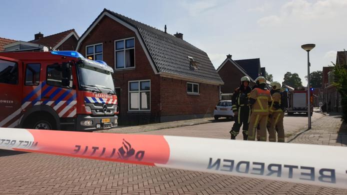 De Alleeweg in Enschede