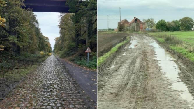 Regen en modder: was Parijs-Roubaix vandaag doorgegaan, kregen we een spektakelkoers