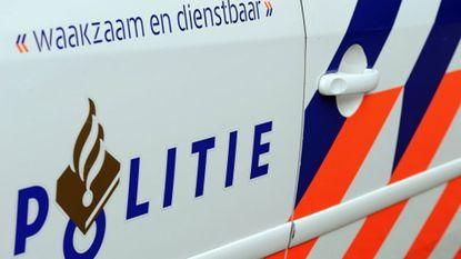 Belgen op de vlucht rammen politieauto's in Maastricht