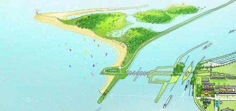 Stranden, hotels en vermaakscentra moeten van Lelystad een echte kustplaats maken