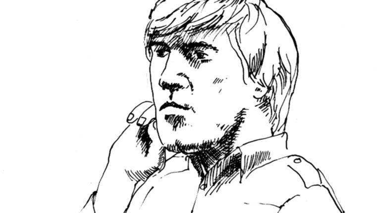 Hagenaar Koos H. is als seriemoordenaar volop in het nieuws door aangekondigde onthullingen door misdaadverslaggever Peter R. de Vries. Archiefbeeld ANP Beeld