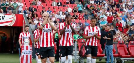 PSV begint aan onbekende tour door Europa