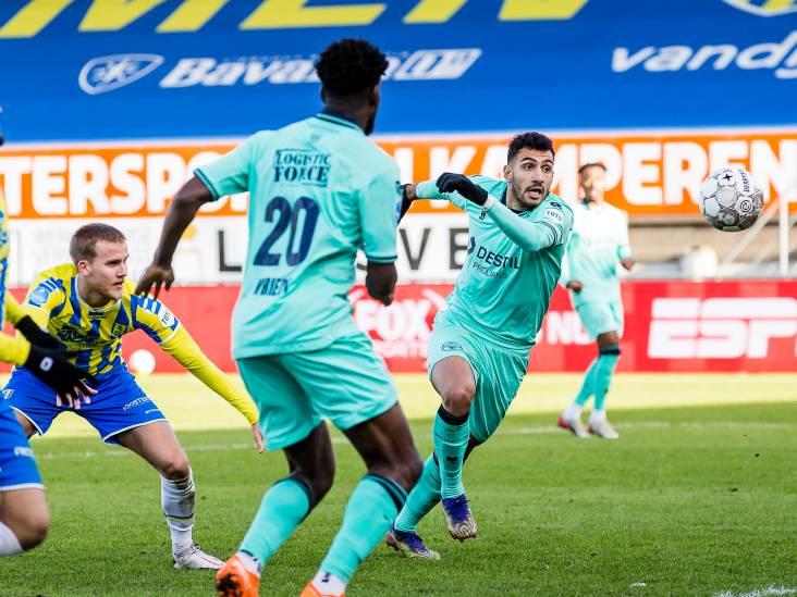 Pavlidis is wel weer eens toe aan een goaltje, Willem II aan een overwinning