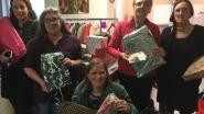 'Iedereen Kerstman' levert ruim 100 pakjes op voor Televestiaire
