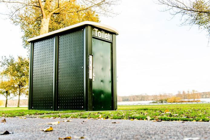 Rotterdam stijgt op de jaarlijkse 'wc-hitlijst' dankzij meer openbare toiletten zoals hier in het Kralingse Bos.