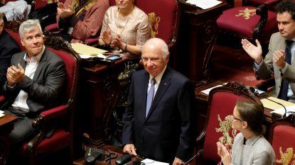 Jacques Brotchi (MR) nieuwe voorzitter van de Senaat