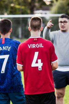 Op bezoek bij WDS'19, de amateurclub van Virgil van Dijk in Breda