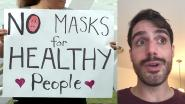 """""""Het is mijn recht om geen reddingsvest te dragen"""": comedian vergelijkt hoe 'anti-maskers' zouden klinken ten tijde van de Titanic"""