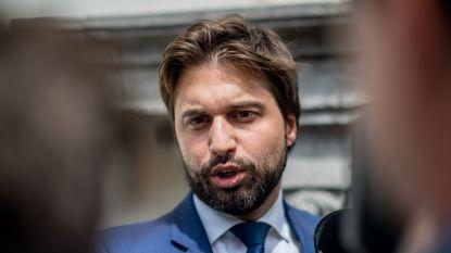 """""""Bouchez blijft beschikbaar om te onderhandelen over federale regering"""""""