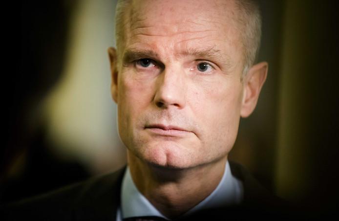 Minister Stef Blok van Buitenlandse Zaken (VVD)