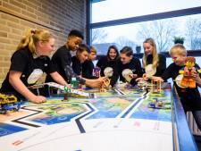 Scholieren uit Oerle winnen regiofinale Lego League met plan voor kerk