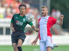 FC Groningen ruim langs FC Emmen in oefenduel