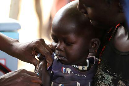 Bijna 120 miljoen kinderen dreigen mazelenvaccin niet te krijgen: 250.000 kinderen riskeren de dood