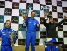 Boutens opnieuw winnaar van Brits indoor kartkampioenschap