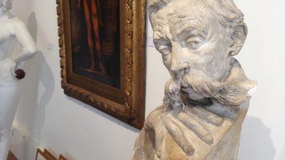 Expo toont originele Verhaeren-buste