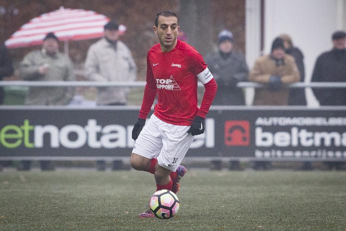 Amanuel Isa speelt volgend seizoen, na een lange periode Excelsior'31, voor FCSuryoye-Mediterraneo.