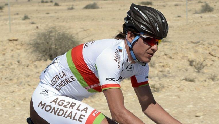 Wit-Russisch kampioen Yauheni Hutarovic rijdt sinds dit seizoen niet langer voor AG2R, maar wel voor Bretagne-Séché Environnement.