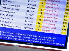 Nieuwe staking KLM, bij twee eerdere acties vielen veel vluchten uit