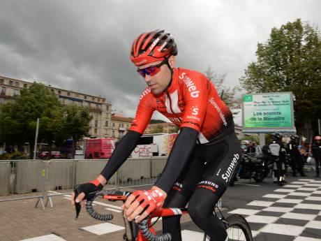 Tom Dumoulin gaat niet van start in de Tour de France