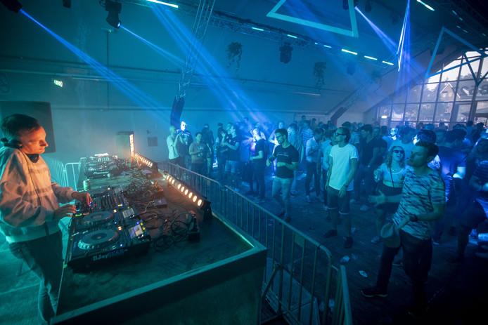 Techno is populair in Twente