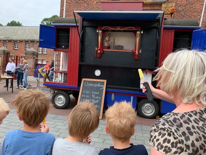 Straattheaterfestival Waalwijk