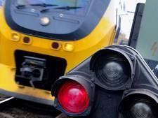 Geen treinen tussen Bergen op Zoom en Roosendaal door aanrijding met persoon
