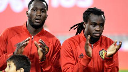"""FT buitenland 03/05: Romelu Lukaku: """"Jordan speelt eerstkomende zomer misschien in dezelfde competitie als ik"""""""