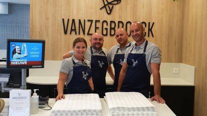 Vishandel Vanzegbroeck verhuist naar nieuwe winkel en heeft nog (geheime) plannen met het oude pand