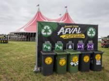 Gemeente Hof van Twente wil afvaleilanden voor schone(re) festivals
