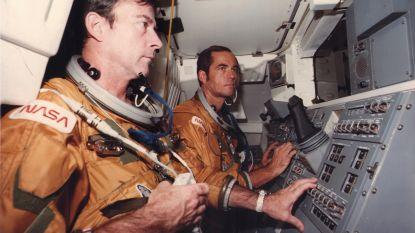 Veteraan-astronaut John Young (87) overleden
