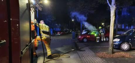 Opnieuw auto in brand gestoken in Nijmegen