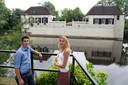 Wilbert en Elle van Schijndel voor Kasteel van Oijen.