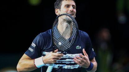 Flipkens staat bij de laatste vier op ITF Toronto - Djokovic naar kwartfinale ATP Parijs