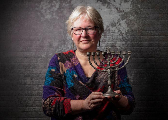 Religieus archeoloog Anneke Berkheij uit Woerden.
