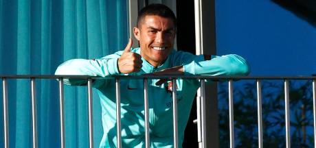 Cristiano Ronaldo, touché par le Covid-19, repart vers l'Italie