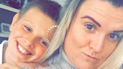Moeder (32) sterft aan 'gebroken hart' minder dan maand nadat ze zoontje (10) verloor