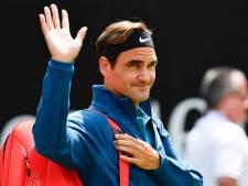 Federer se rapproche à un succès du trône
