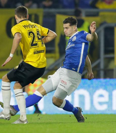 LIVE | FC Den Bosch voor tweede keer op voorsprong in Breda