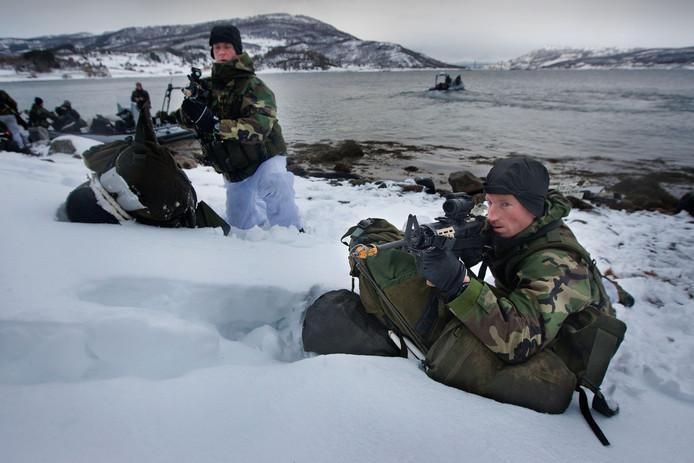 Nederlandse militairen hoeven tóch niet hun eigen winterjas