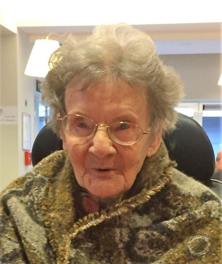 Marie-Louise Meersseman (103) .