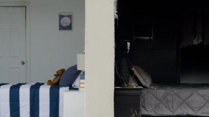 """Brandweer roept op om deuren dicht  te doen: """"Zo heb je een kwartier extra om te overleven"""""""