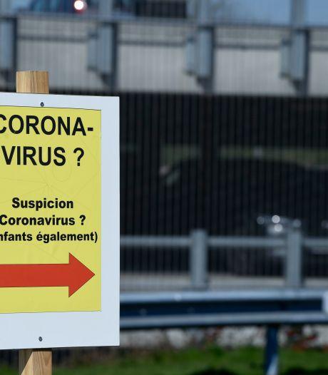 Un nouveau centre de dépistage au CHU de Charleroi, des militaires au GHdC