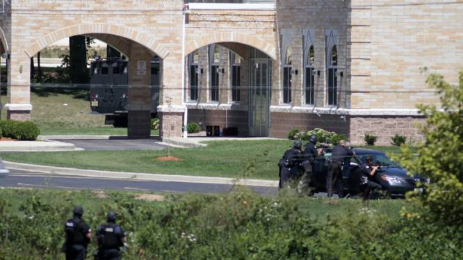 7 doden na schietpartij in Sikhtempel in Wisconsin
