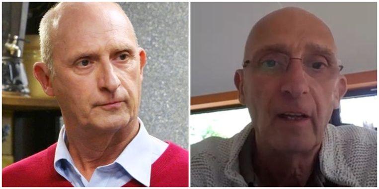 Door corona viel acteur Peter Rouffaer 12 kilo af