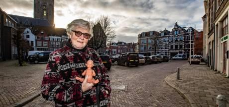 Kitty was 'beetje stout' en overleefde daardoor het bombardement van 75 jaar geleden in Deventer