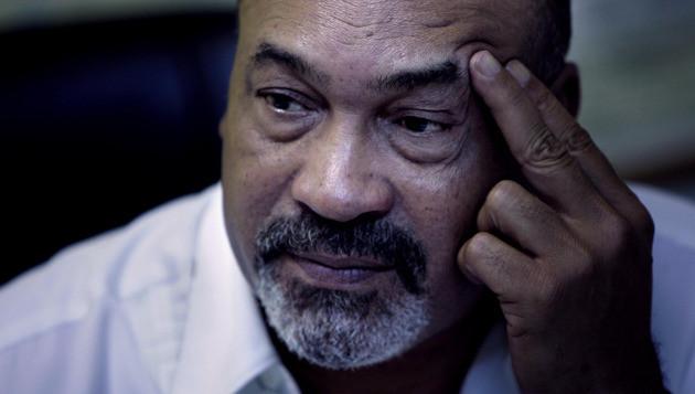 De Surinaamse president Desi Bouterse. © ANP