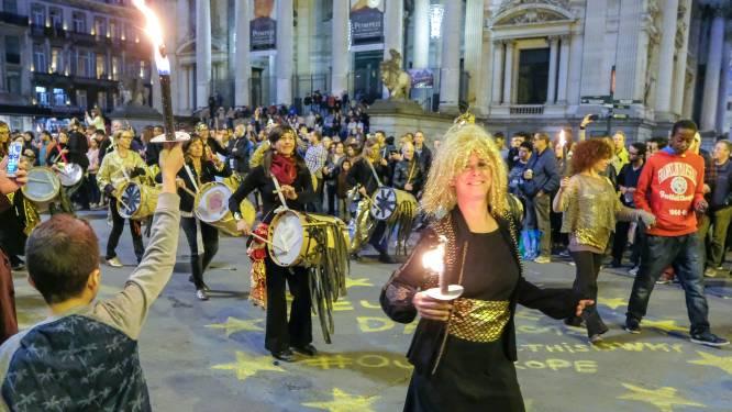 'Blijde Uittrede' van Zinneke Parade één uur voor vertrek afgelast