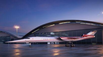 Van Londen naar New York in amper 2,5 uur: Boeing wil supersonische zakenjet in 2023 de lucht in