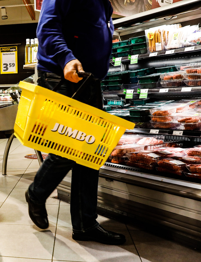 De omzet van supermarkten loopt dit jaar op tot 40 miljard euro, aldus het CBL.